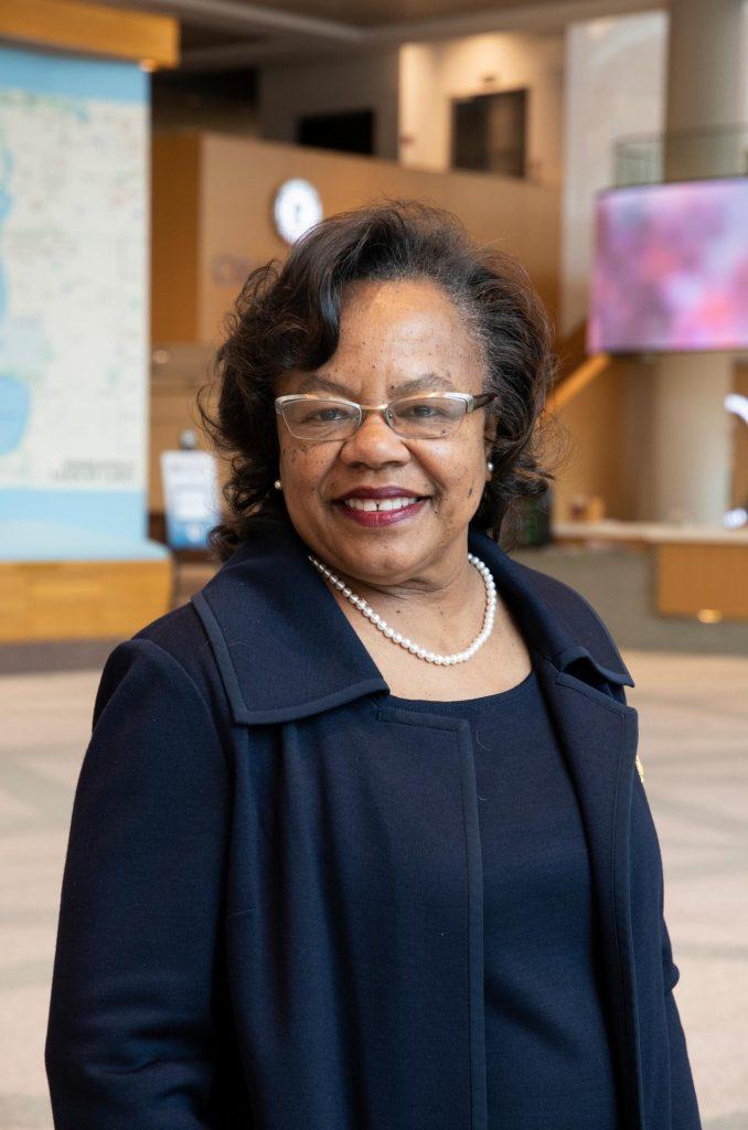 Sharon Sayles Belton